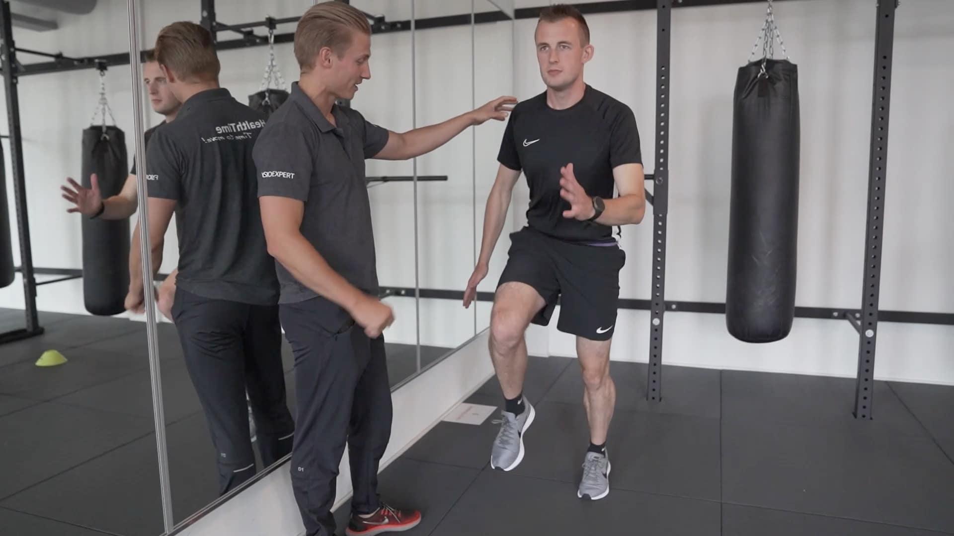 personal training professionele begeleiding boksfit boksen groepsles trainingszaal